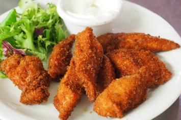 Pastured Chicken Tenders