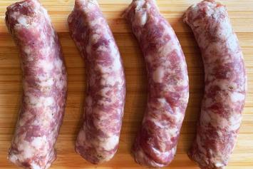 Pastured Pork Brats
