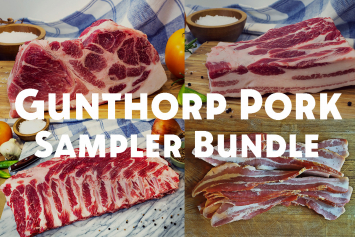Gunthorp Pork Sampler Bundle