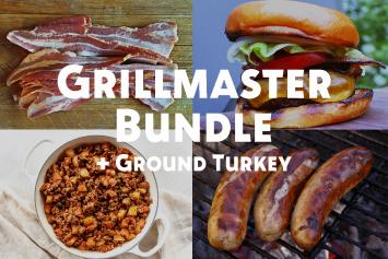 Grillmaster Bundle + Ground Turkey
