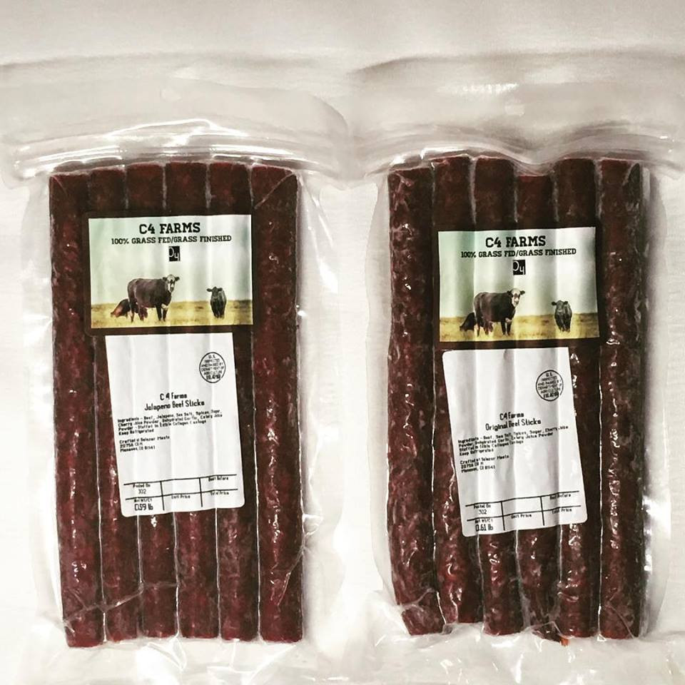 Beef Sticks - Original