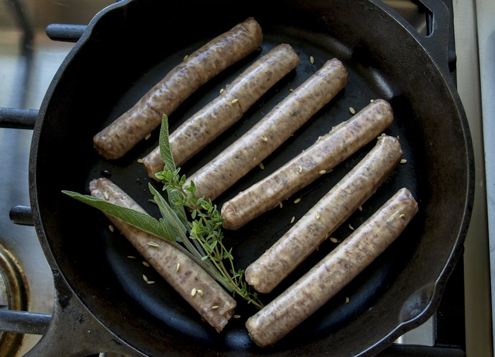 20 PK Breakfast Sausage (links)