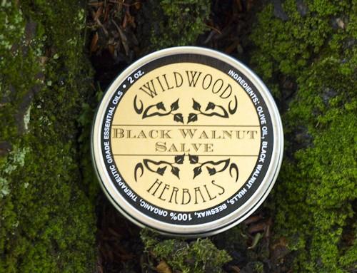 Black Walnut Salve