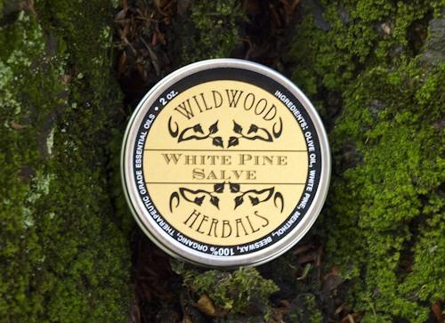 White Pine Salve