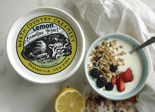 Lemon Yogurt - 1 quart