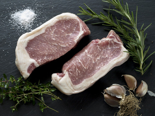 10 PK Boneless Pork Chops
