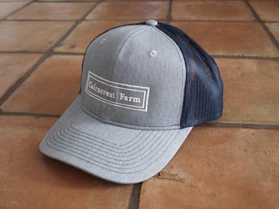 Cairncrest Farm hat