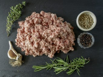 20 PK Ground Pork
