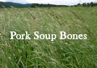 Pork Soup Bones