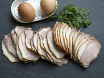 No-nitrate Canadian Bacon