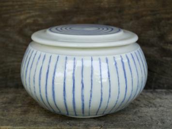 Blue Line Jar