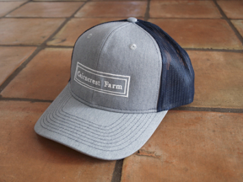 Cairncrest Farm hat