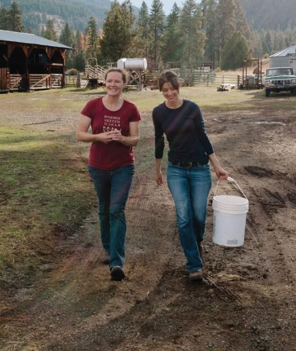 Hawkins Sisters' Ranch