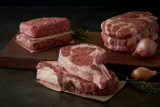 Large Grassfed Beef Box
