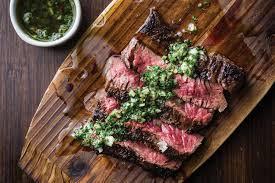Skirt Steak - Grass Fed Pure Black Angus