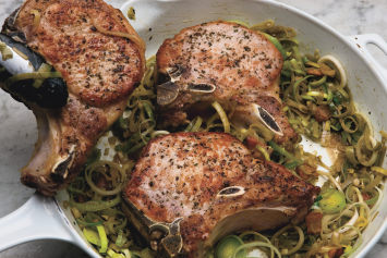 Pork Loin Chops - Pasture Raised Berkshire