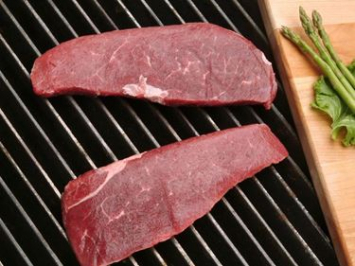 Sirloin Tip Steak - Grass Fed Pure Black Angus