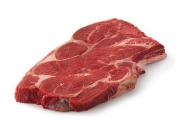 Chuck Steak Bone In - Grass Fed Pure Black Angus