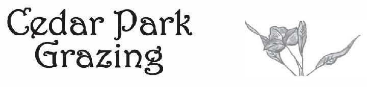 Cedar Park Grazing