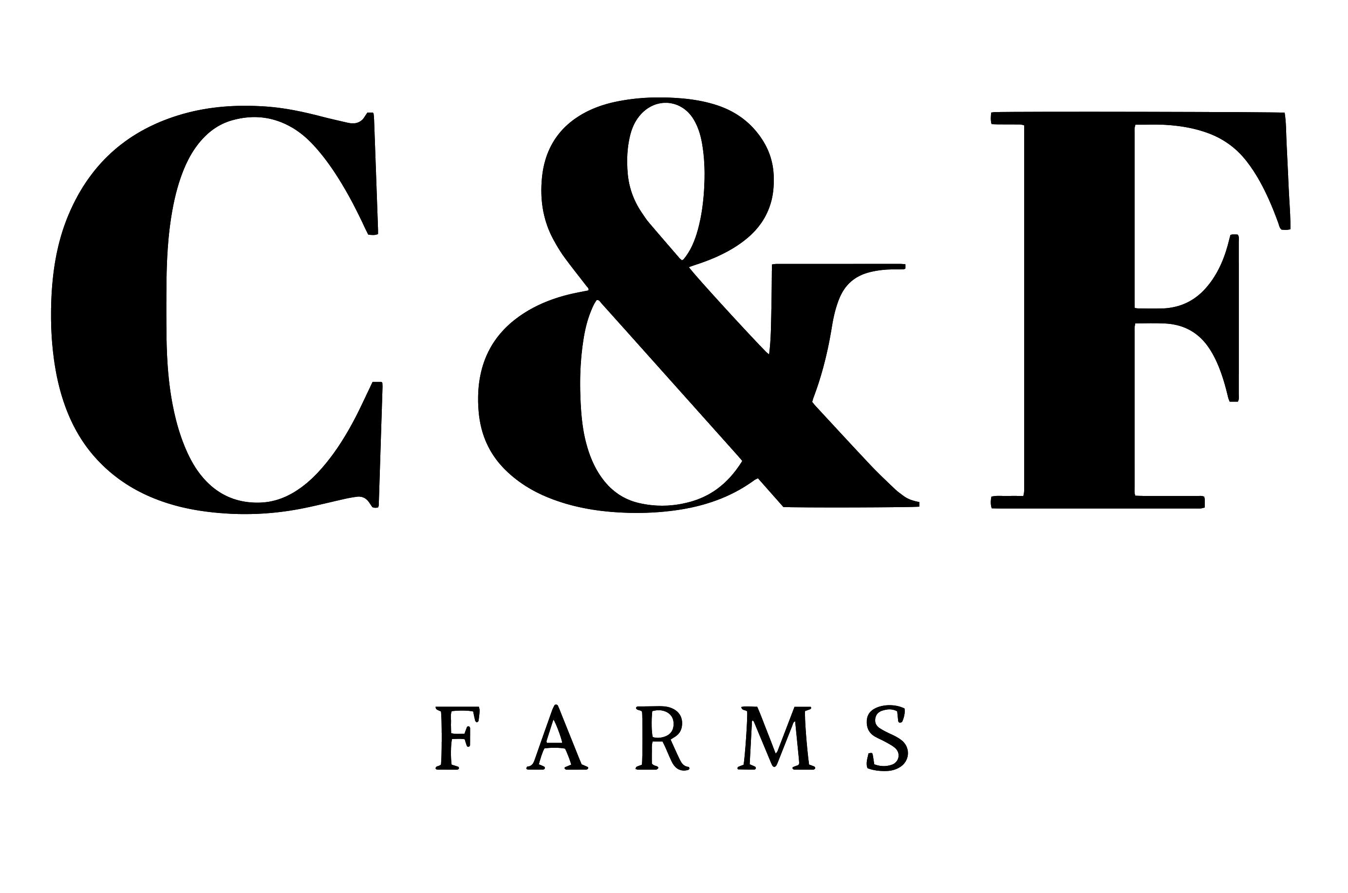 C&F Farms Logo