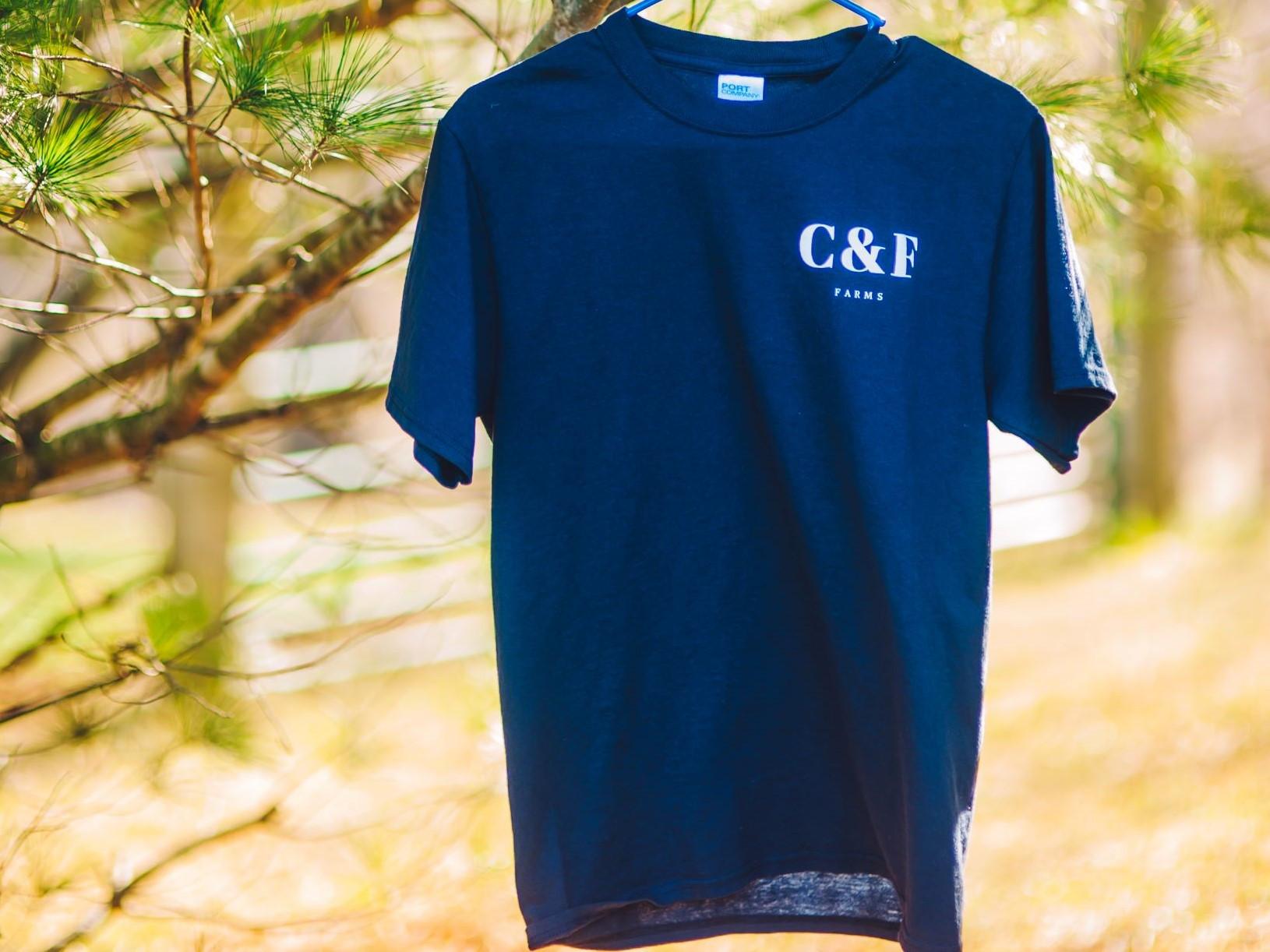 C&F Farms Short Sleeve T-Shirt