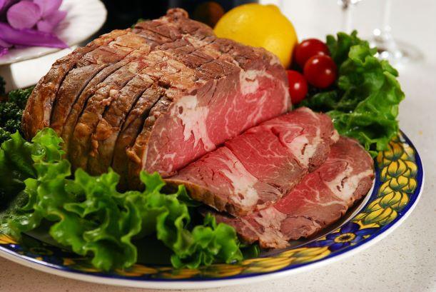 Beef Brisket, Small