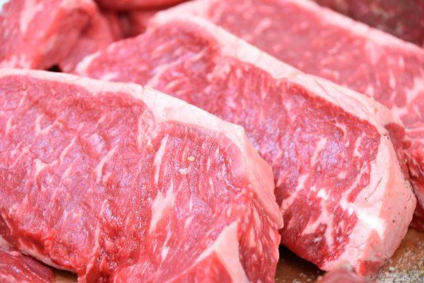 Beef Loin Strip Steak