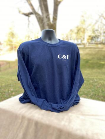C&F Farms Long Sleeve T-Shirt