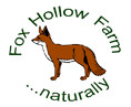Fox Hollow Farm Naturally Logo