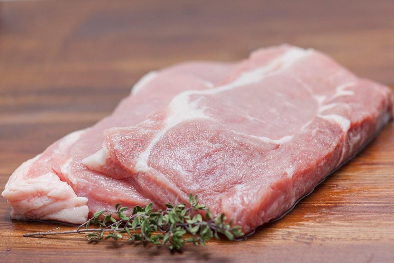 2 Pack Pastured Pork Sirloin Chops