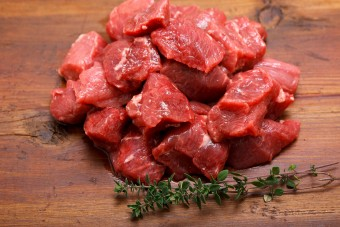 Stew Meat Cubes