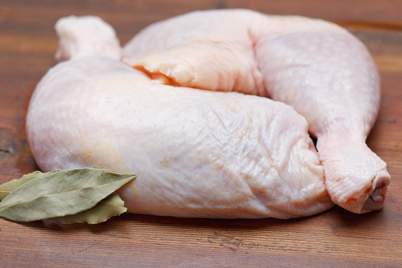 Chicken Leg & Thigh: Fresh