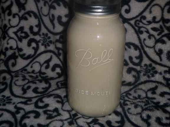 Heavy Cream: per half gallon