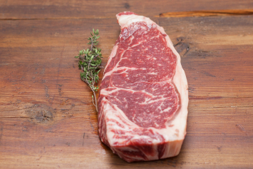Veal New York Strip Steak
