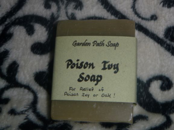 Poison Ivy Bar Soap