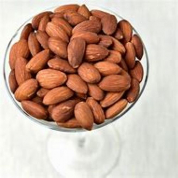 Almonds: Organic and Soaked