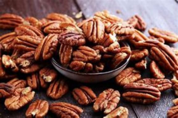 Pecans: organic and soaked