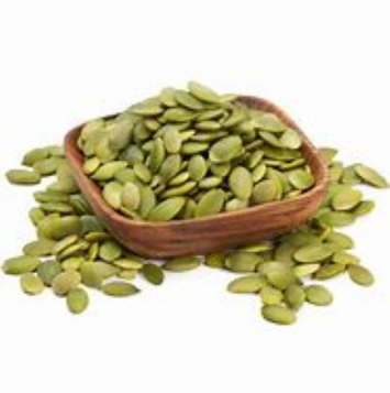 Pumpkin Seeds: organic and soaked