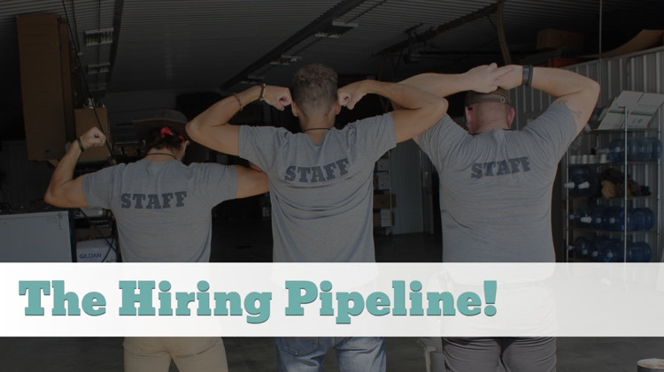 The Hiring Pipeline