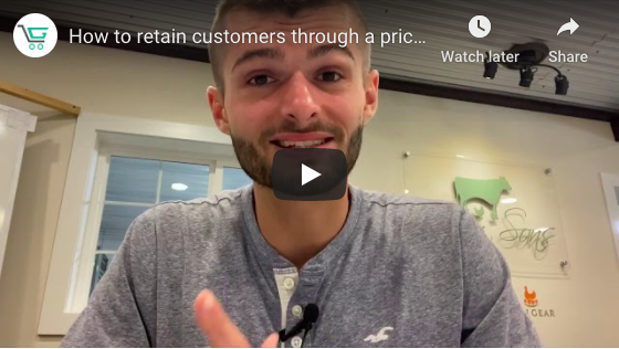 How to Retain Customers Through a Price Increase