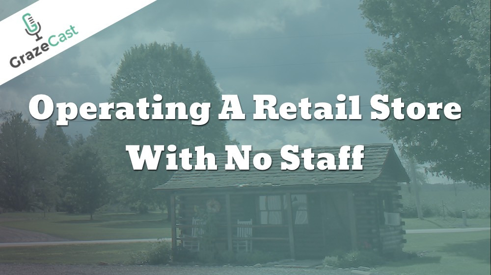 Operating a Retail Store With No Staff