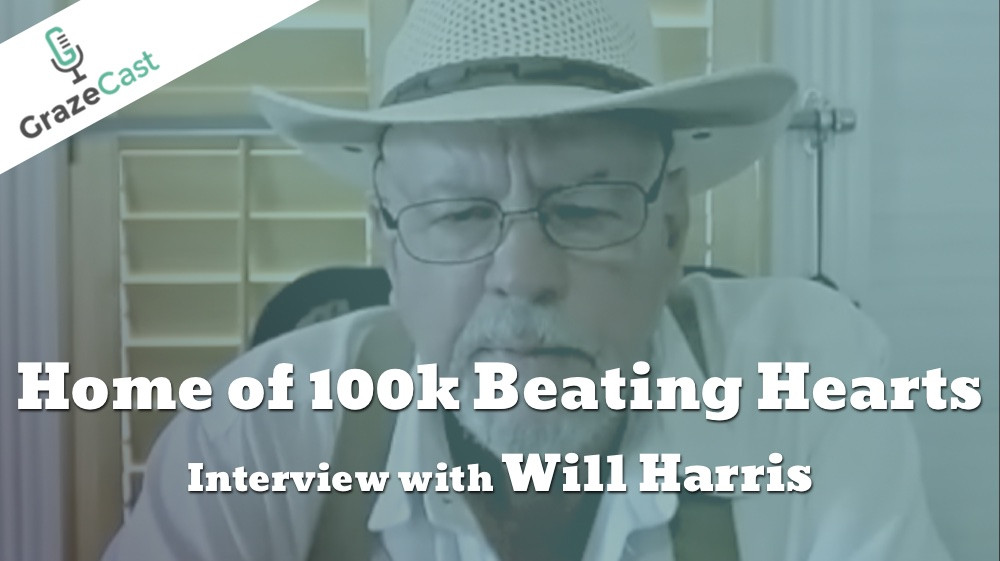 Behind White Oaks Pastures with Will Harris