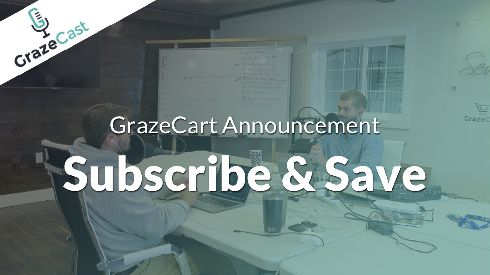 Subscribe & Save is Coming Soon