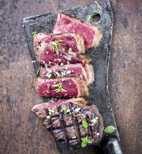 Beef, Sirloin Steak