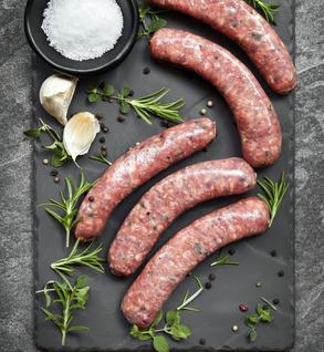 Pork, German-Style Bratwurst
