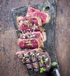 Beef, New York Strip Steak
