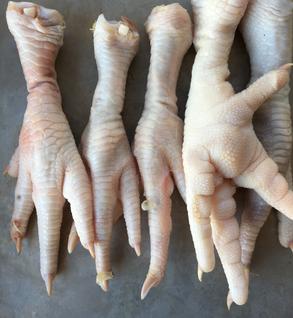 Chicken, Feet