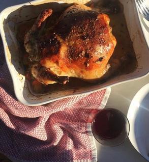 Chicken, Whole Medium