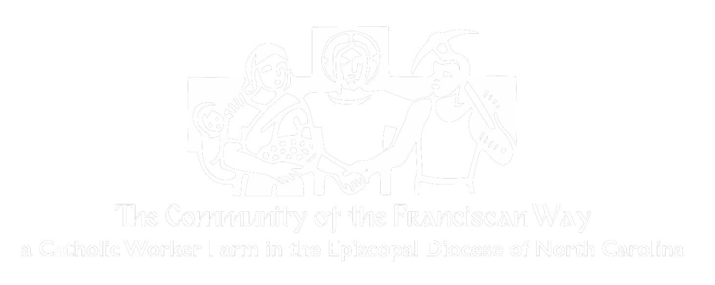 Community of the Franciscan Way Logo