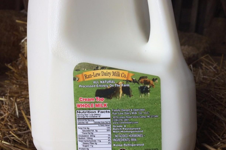Cream-top Milk